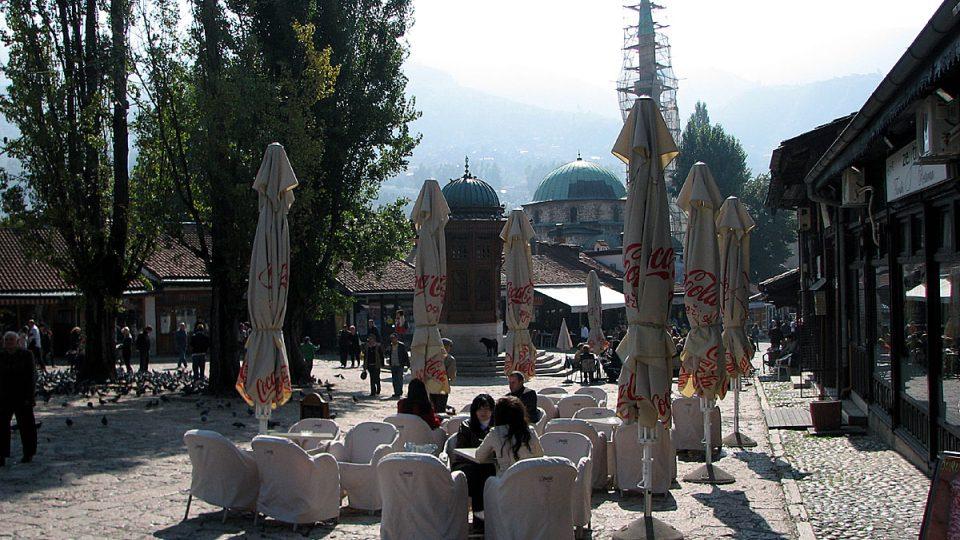 Sarajevo po 15 letech od ukončení občanské války