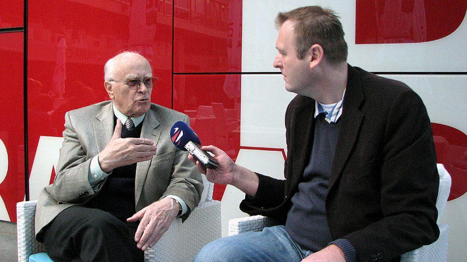 Raif Dizdarević v rozhovoru s Martinem Dorazínem