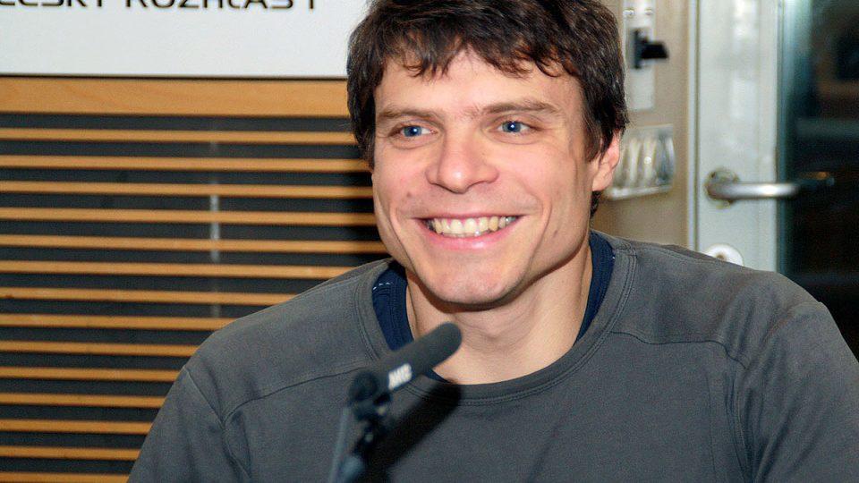 Lékař Tomáš Šebek ve vysílání přiznal, že nepodstoupil právě ideální očkování