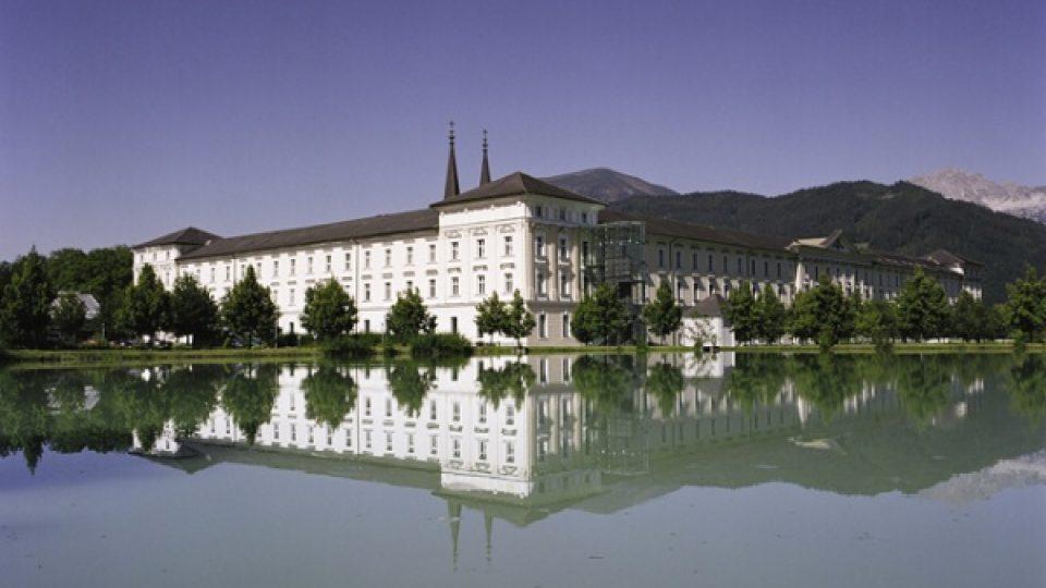 Benediktinský klášter ve štýrském Admontu se pyšní největší klášterní knihovnou na světě