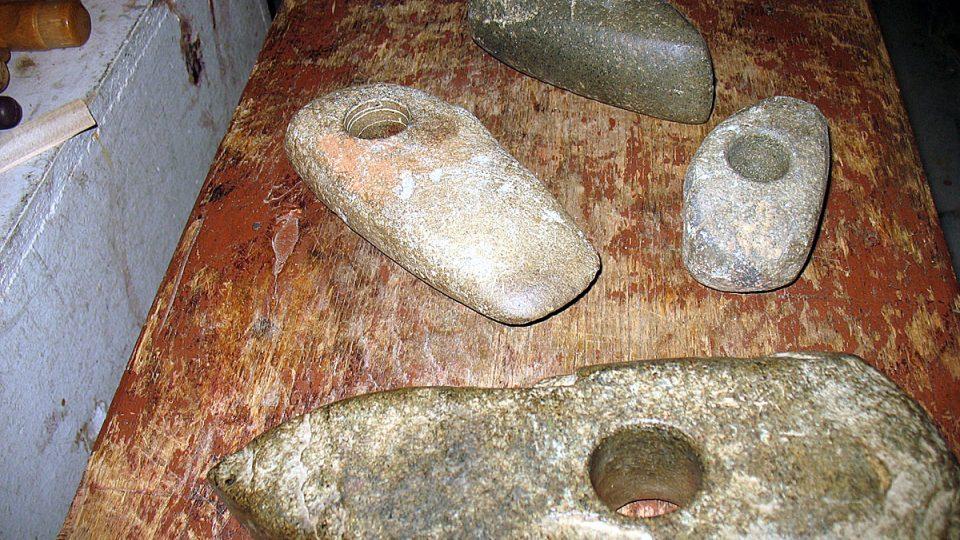 Keltské sekyry z Podyjí připomínají dávné osídlení