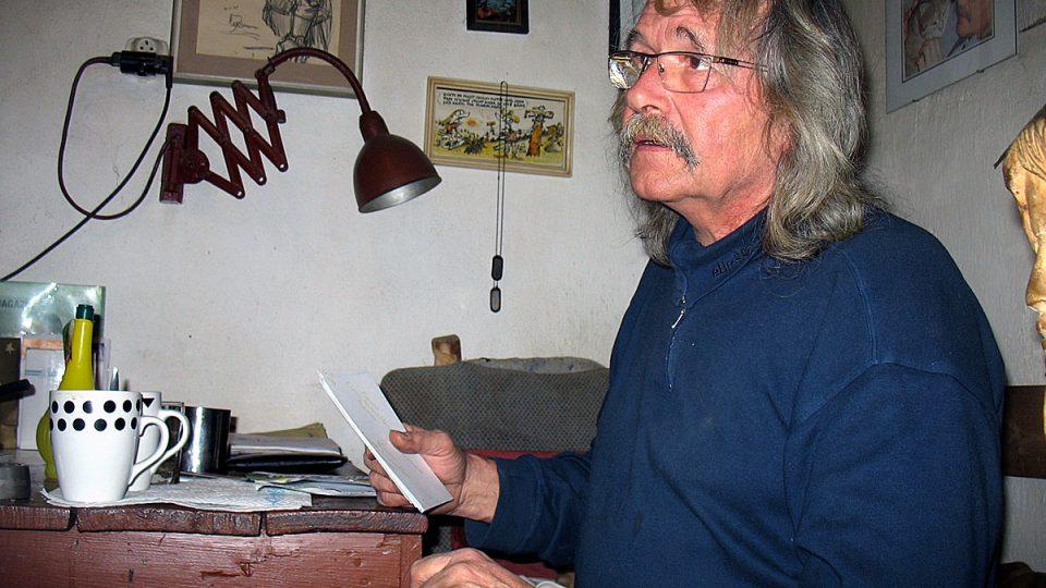 Tomášovi Motkovi učarovala keltská kultura z Podyjí