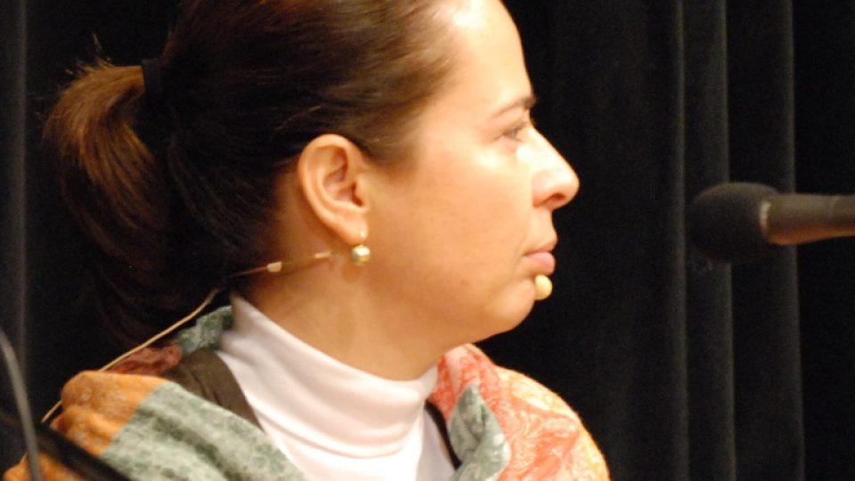 PhDr. Eva Labusová, šéfredaktorka časopisu Děti a my, rodinná poradkyně