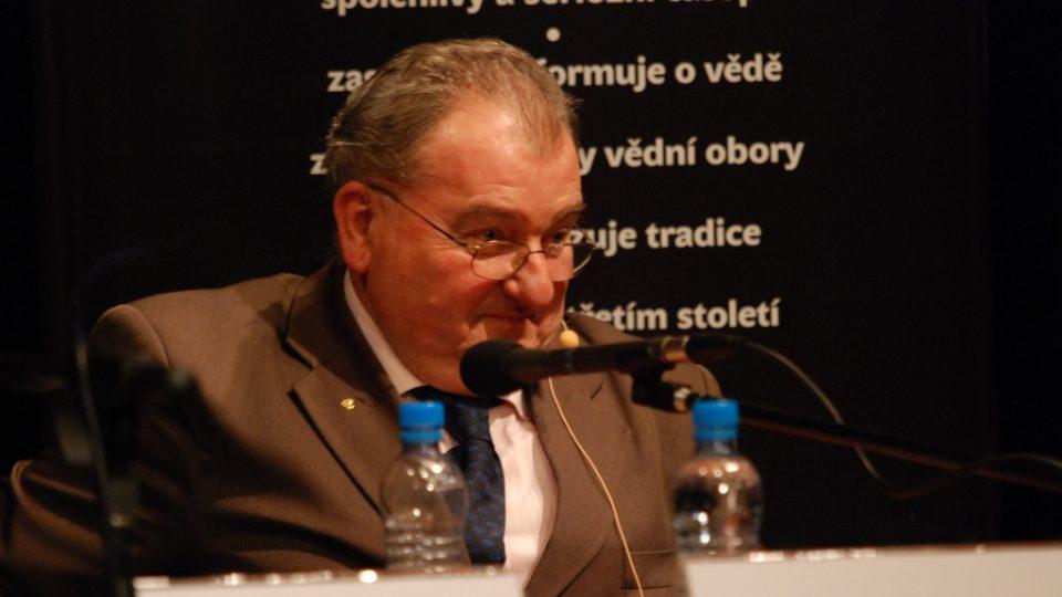 PhDr. Jaroslav Šturma, dětský psycholog