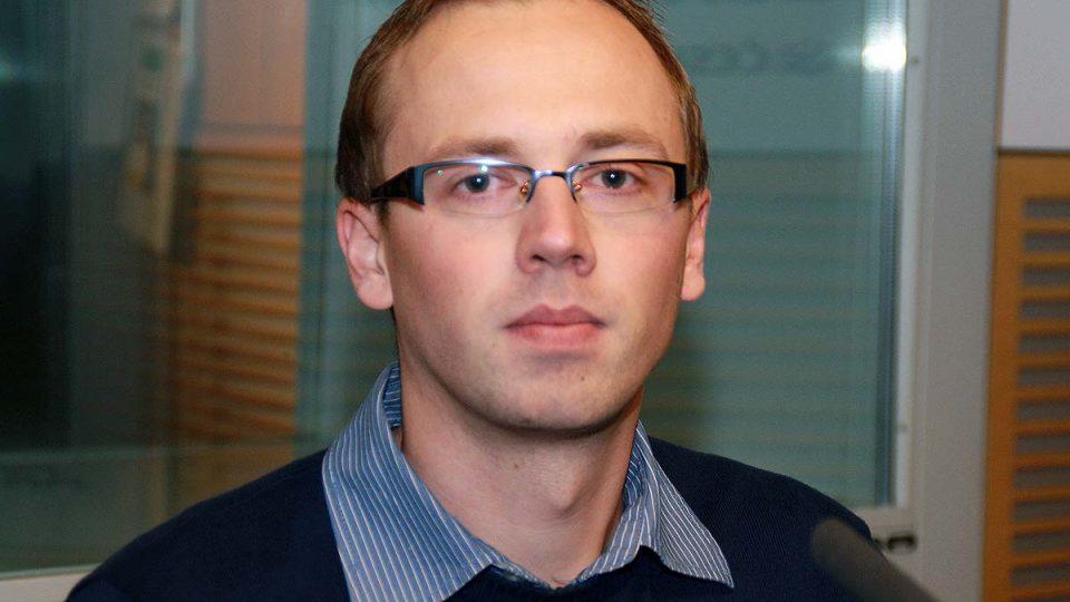 Martin Nečaský zdůraznil nepřehlednost zásadních informací, které poskytují české úřady na internetu