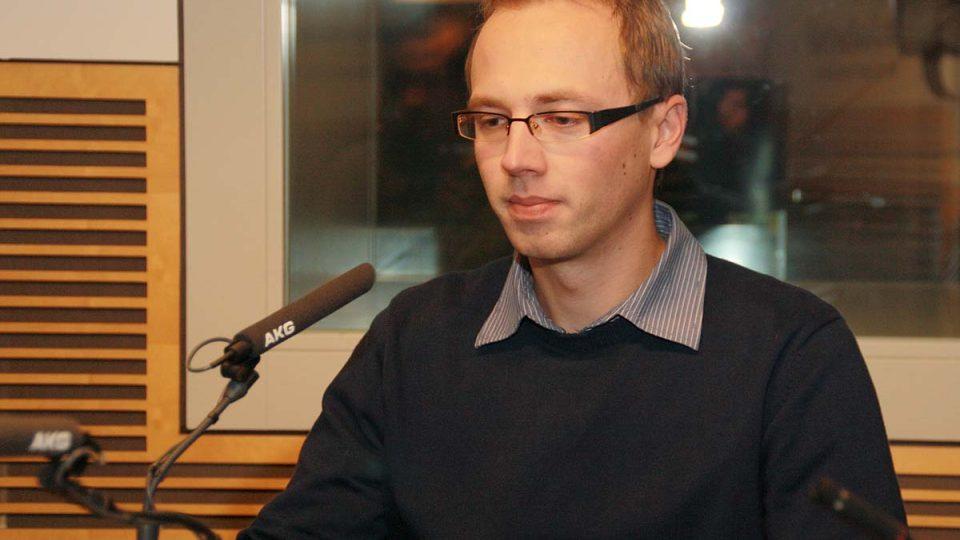 Martin Nečaský vysvětlil hlavní motivaci k vytvoření systému pro veřejné zakázky