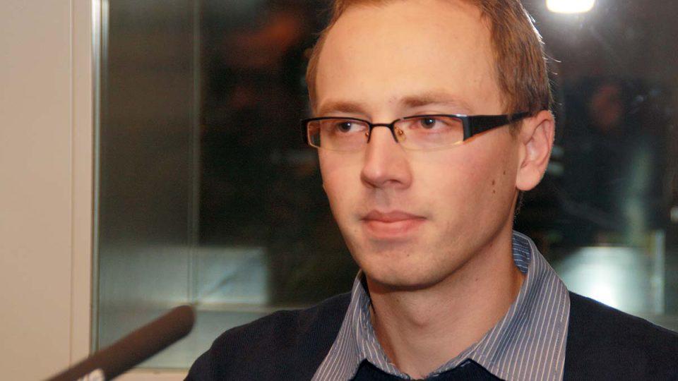 Martin Nečaský představil webovou aplikaci, která by porovnávala veřejné zakázky
