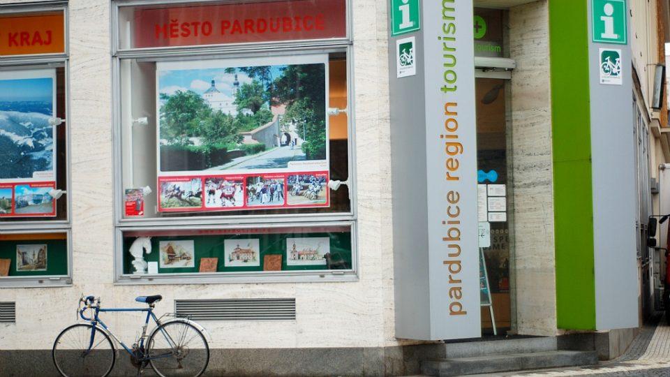 Informační centrum Pardubice