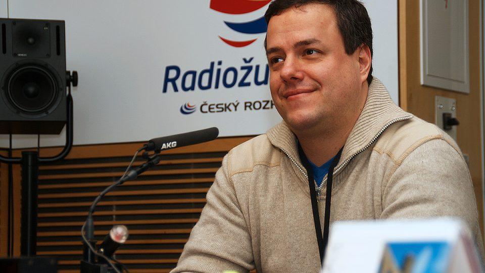 Dokumentarista Martin Šmok