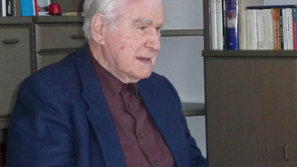 Redaktor RFE Imre Kružiak