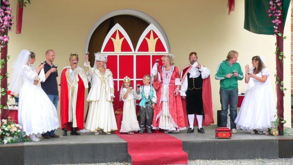 Zámek Berchtold - oslava