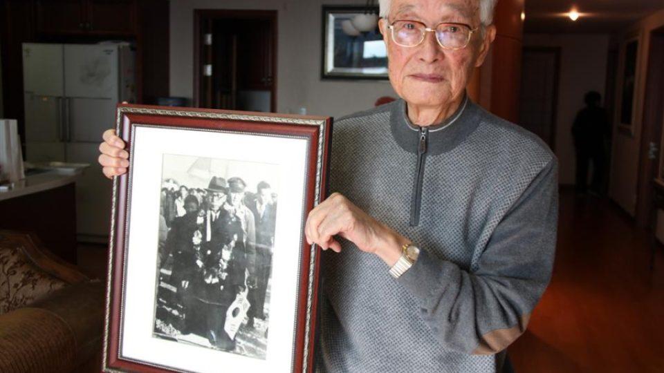 Veterán Yoon Kyung-bin je dodnes hrdý na to, že se mohl pohybovat v blízkosti šéfa prozatímní vlády Kim Kua