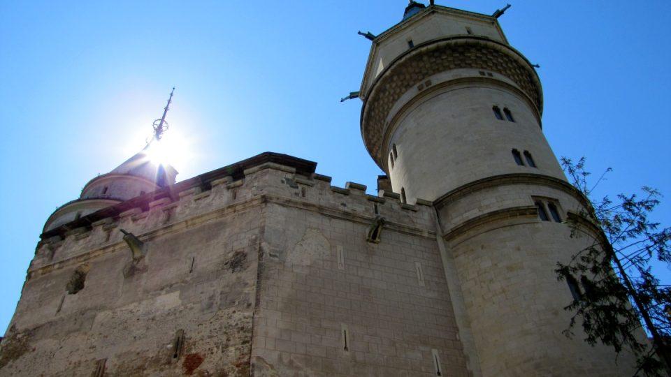 Bojnický zámek byl před 60 lety málem zničen požárem