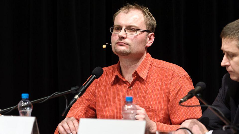 Elektromobily a elektromobilita, moderátor: Marek Kuchařík