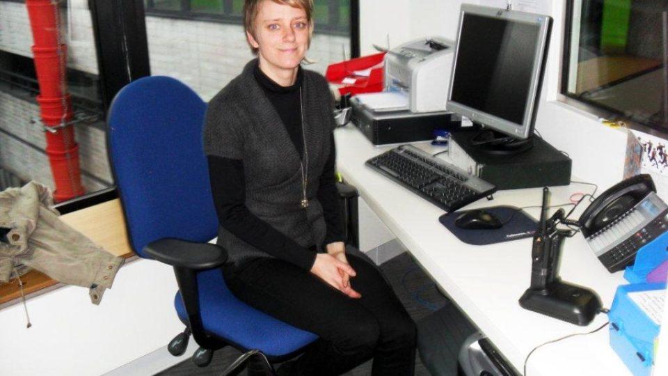 Sandra Hedbladová doufá, že film Lost in London Town není poslední snímek z dílny britských školáků, který bude Londýnské muzeum uvádět