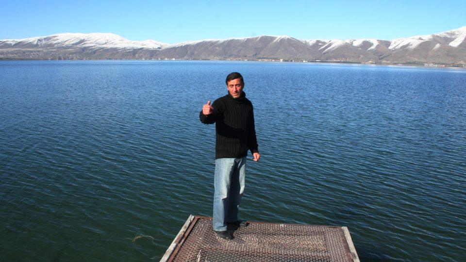 Suren Avatysjan na ekologii moc nevěří