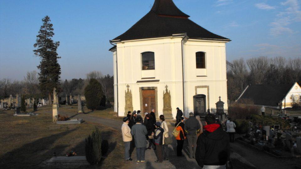 Kostel sv. Martina v Chrašicích