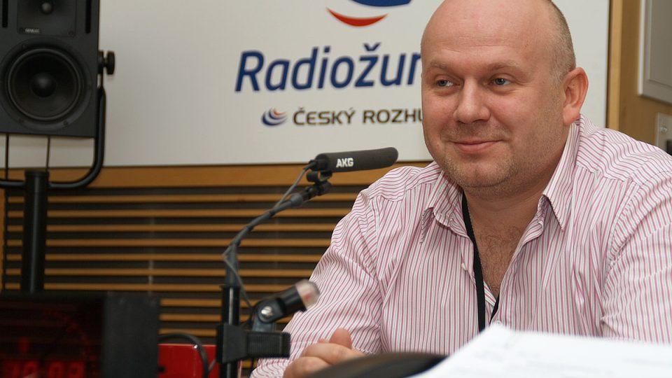 Vladimír Vojanec, primář hemodialyzačního střediska na Bulovce