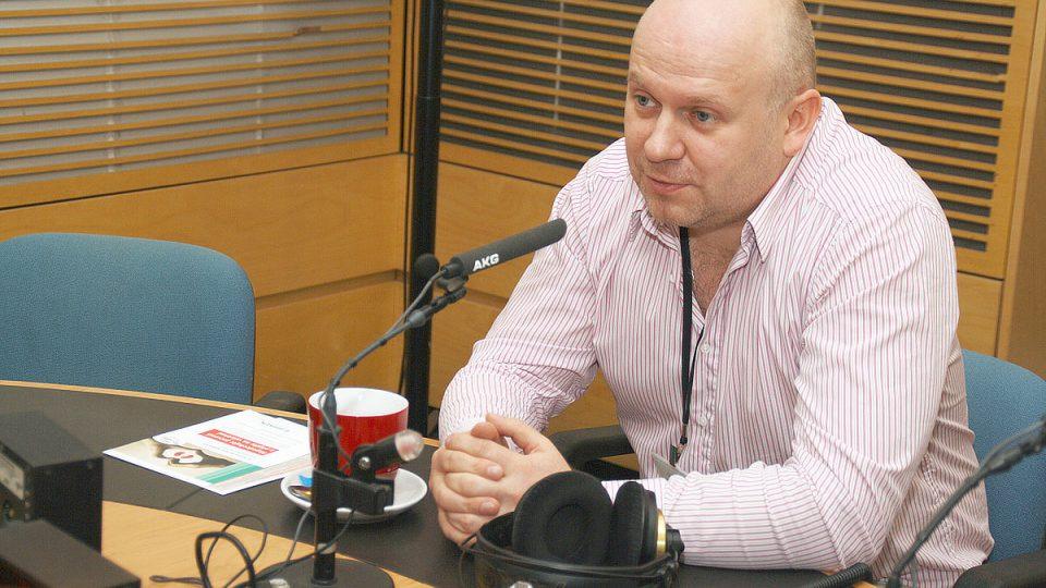 Vladimír Vojanec odpověděl i na otázky posluchačů