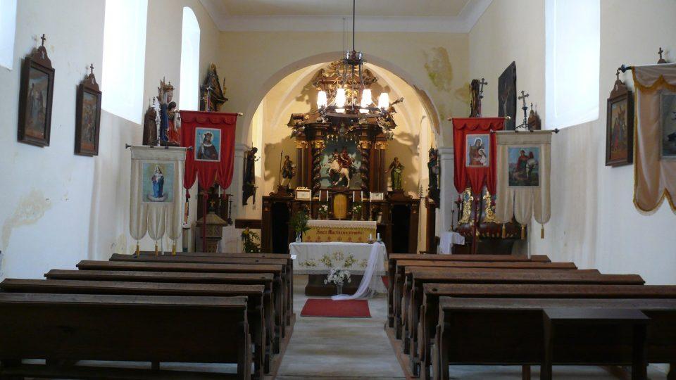 Kostel sv. Martina Nicov I.