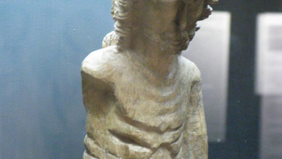 Bolestný Kristus, Moravská galerie v Brně
