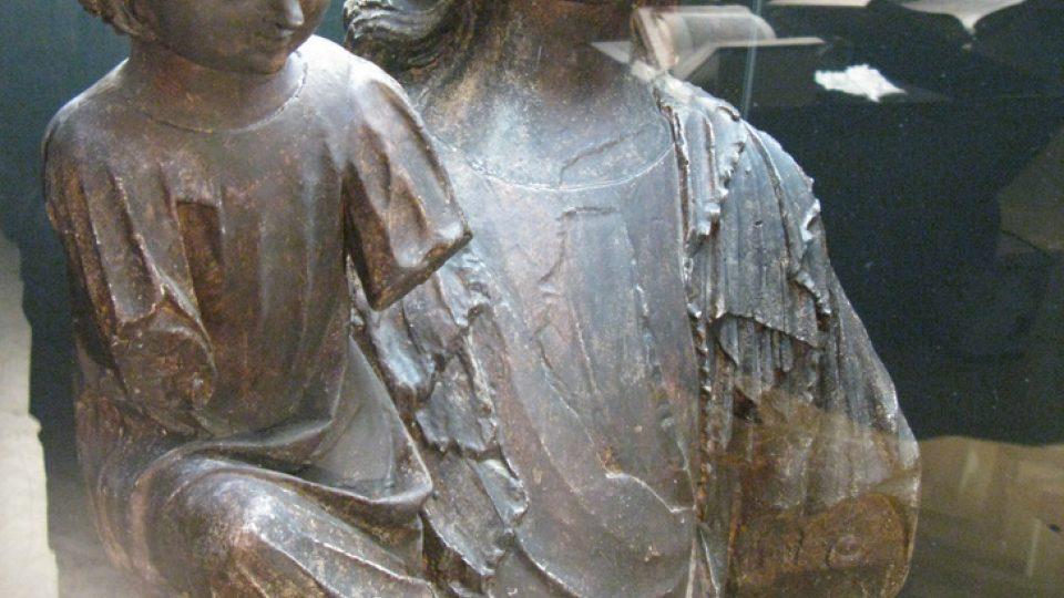 Madona znojemská, Jihomoravské muzeum ve Znojmě