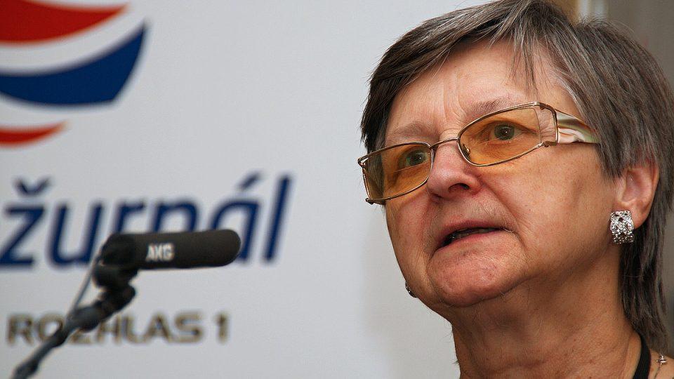 Marie Svatošová přiblížila, jak vypadá běžný den v hospicu