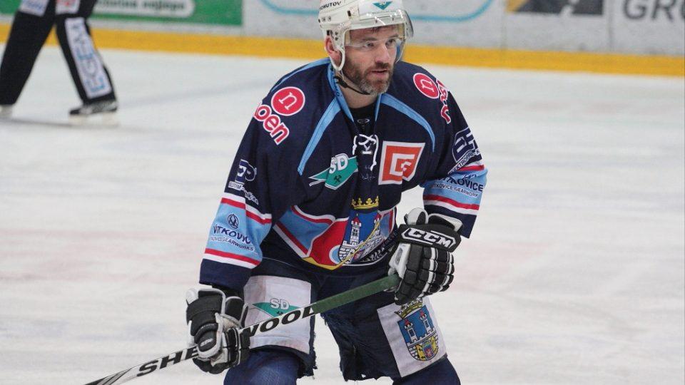 Chomutovský střelec David Hruška se prosadil i ve finálových zápasech.