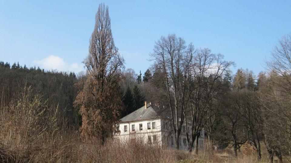 Obyvatelé Prachatic brání vzácný dub v areálu bývalých lázní