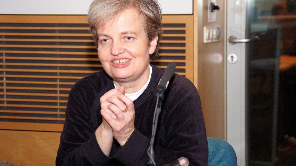 Dana Drábová zavzpomínala na návštěvu Černobylu