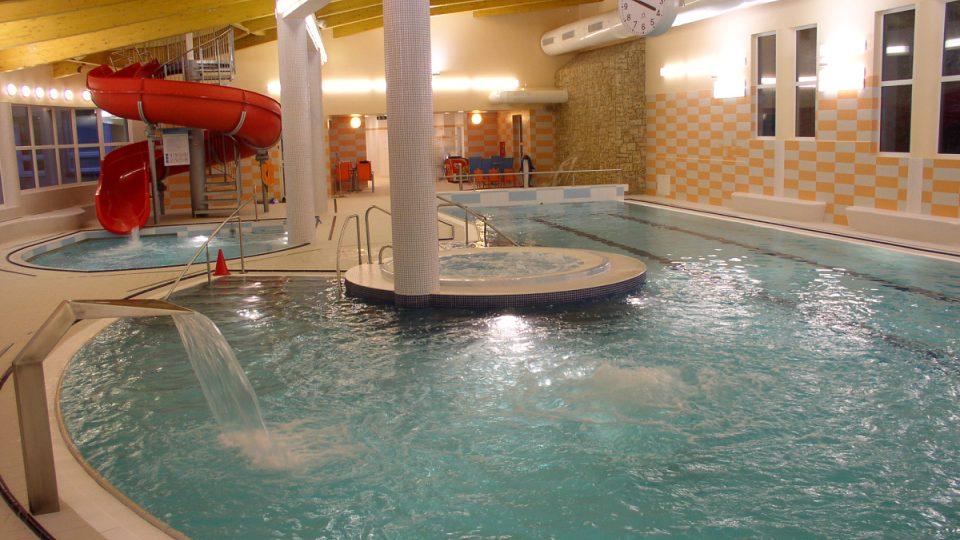 Aquacentrum Agricola patří k lákadlům, na která vábí jáchymovské lázně návštěvníky teprve v posledních letech