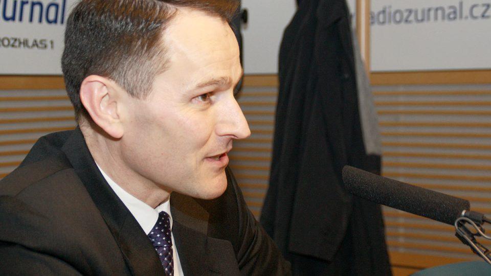 Erik Best nastínil, jak vidí českou politiku z amerického pohledu