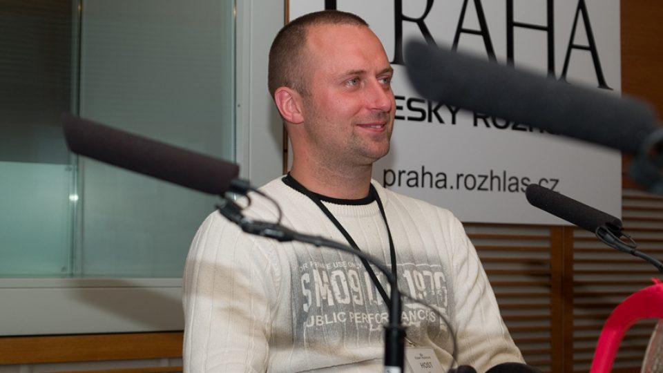 Pavel Forman a Štěpán Benca