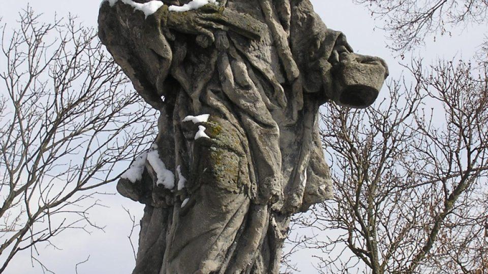 Sv. Jan Nepomucký v Podlažicích