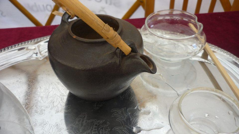 Čaj a jeho příprava