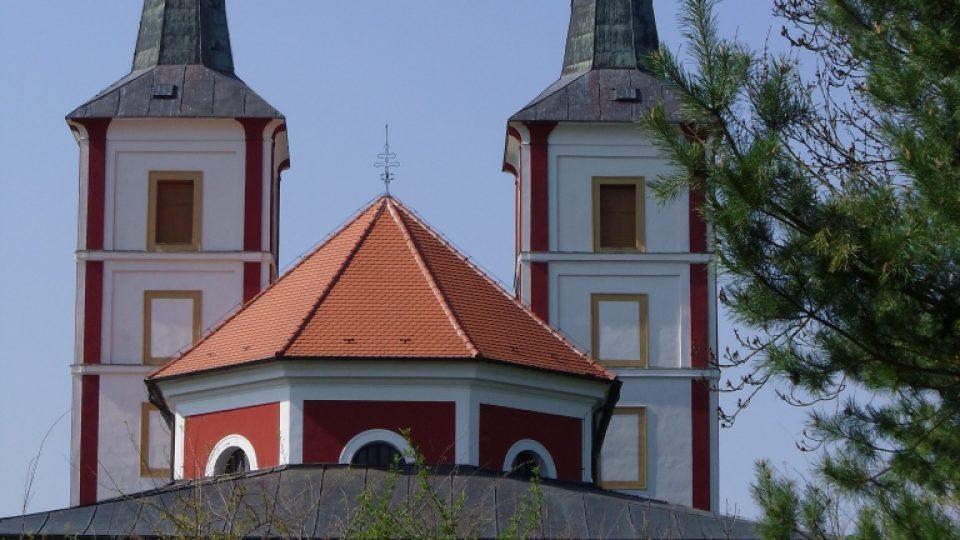 Kostel sv. Markéty v Podlažicích