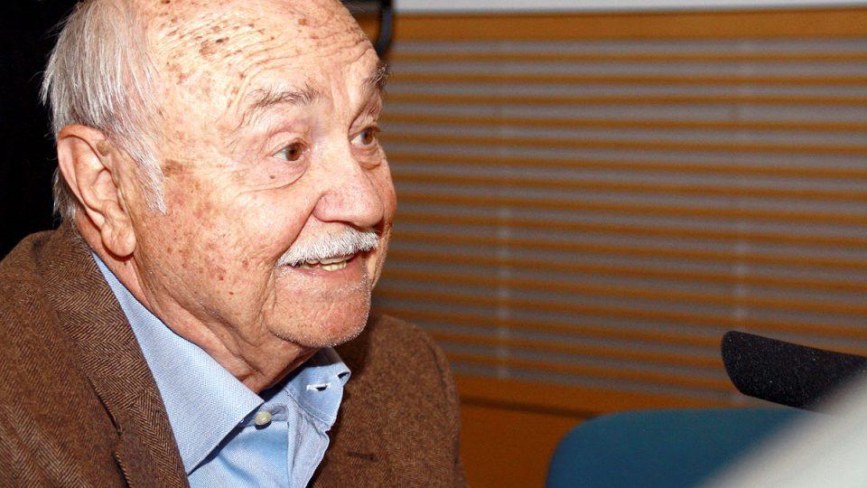 Tibor Molek zavzpomínal ve vysílání na Pavla Tigrida