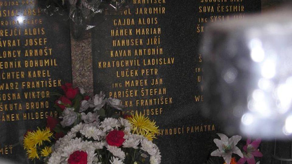 Vzpomínky na tragédii jsou stále živé