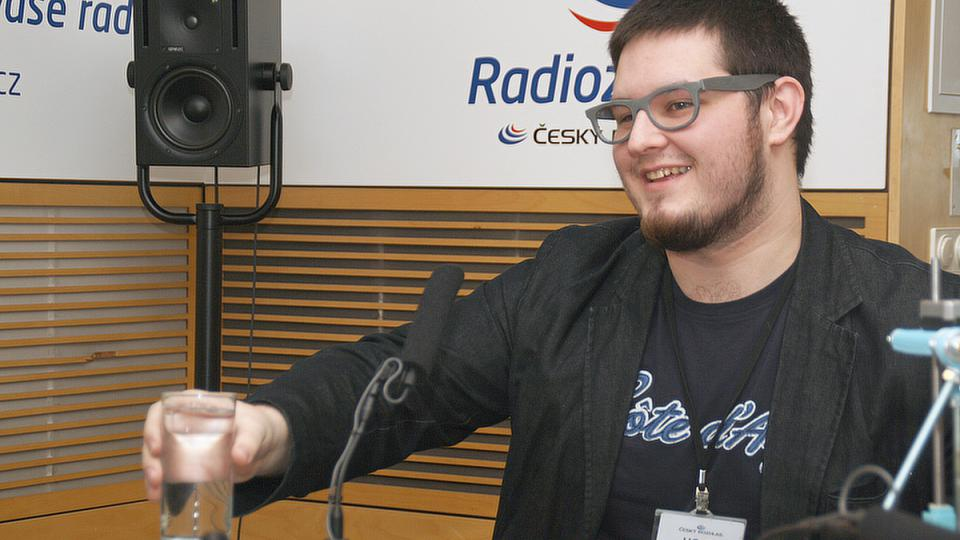 Josef Průša hostem Radiožurnálu