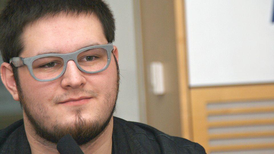 Technologický vývojář Josef Průša