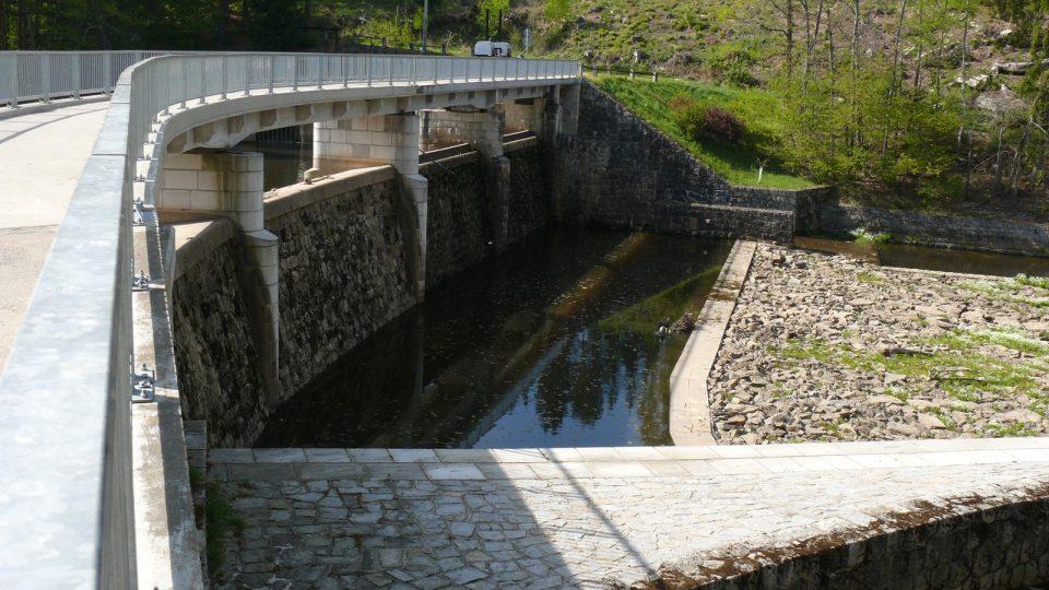 Soběnovská přehrada - nejstarší funkčí vodní elektrárna v Čechách