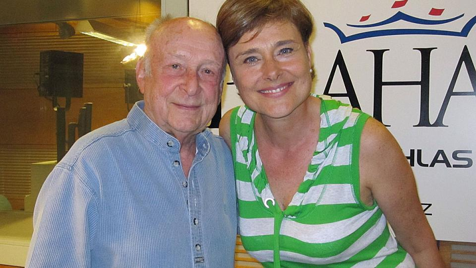 Stanislav Zindulka a Marie Retková