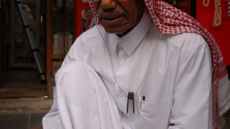 Vysloužilý lovec perel Sa'ad