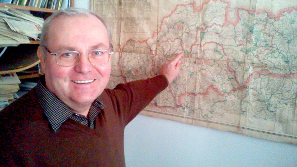 Ondrej Pöss, ředitel Muzea kultury karpatských Němců v Bratislavě