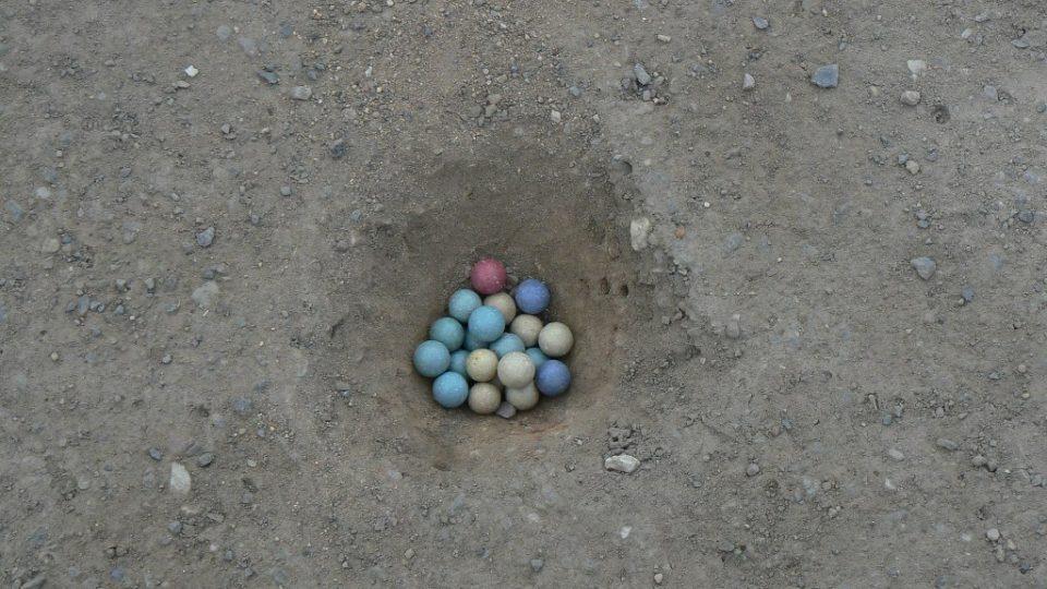 Zlatá kulička v Rakovníku -hliněnky