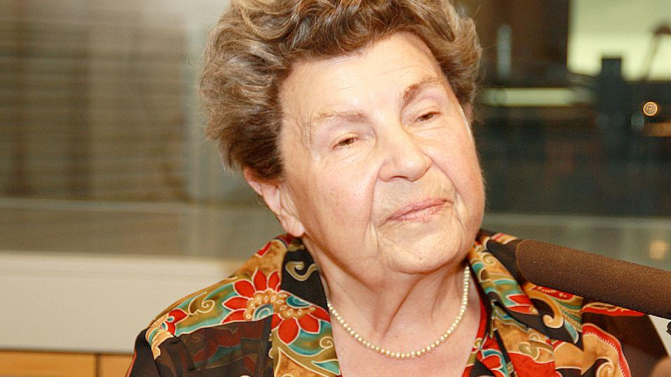 Jiřina Prekopová zavzpomínala na své začátky s teorií pevného objetí