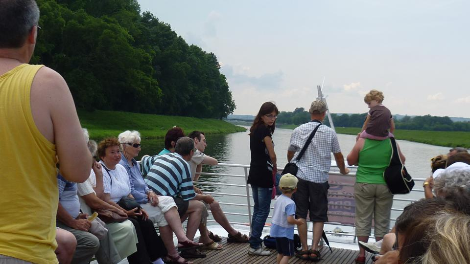 Na lodi Morava byla pohodová atmosféra