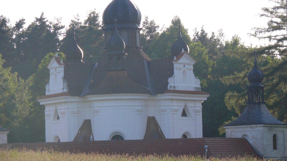 Kostel Svaté Trojice I