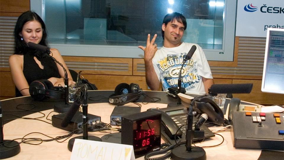Radoslav Banga a host