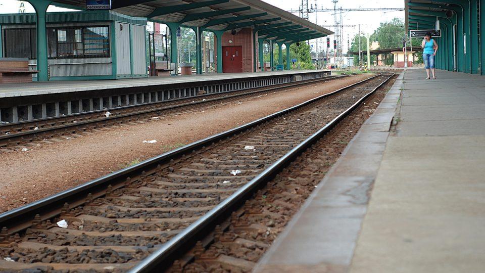 Počet vlaků na pardubickém nádraží: 0